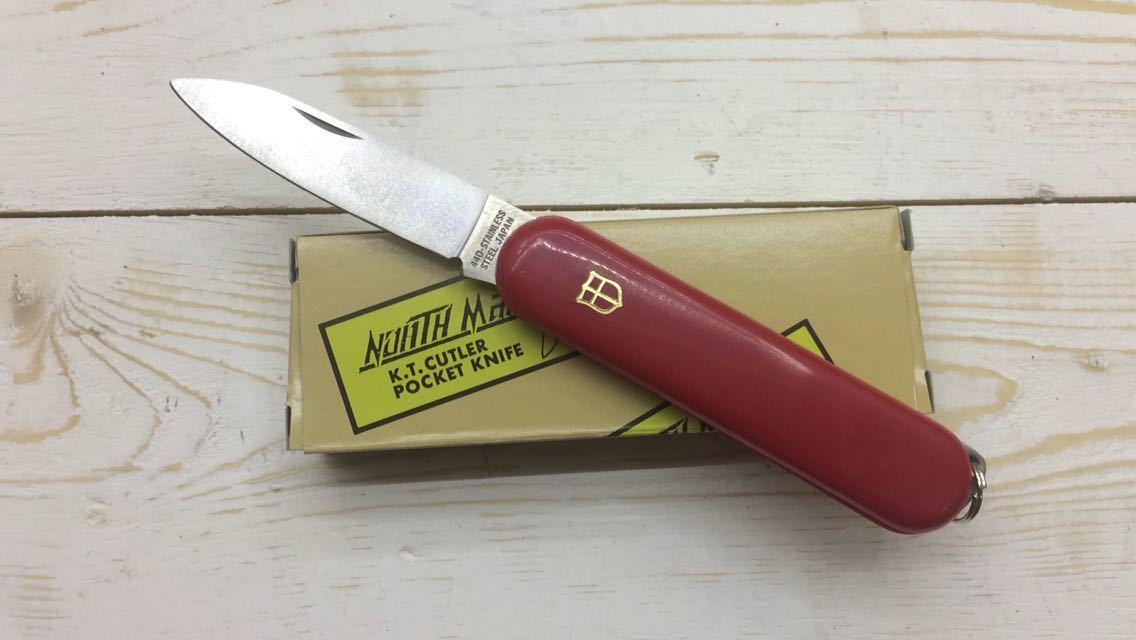Нож складной North Man KT-508, сталь 440
