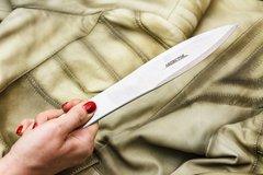 Нож метательный Лепесток, Кизляр