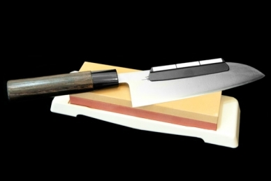 Держатель угла заточки ножа с керамическими элементами HS1091 от Noname