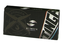Нож складной Stinger G10-053, сталь 420, G-10