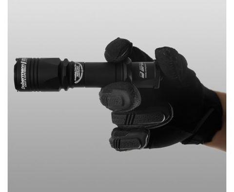 Фонарь светодиодный тактический Armytek Dobermann XP-L, 1200 лм. Вид 11
