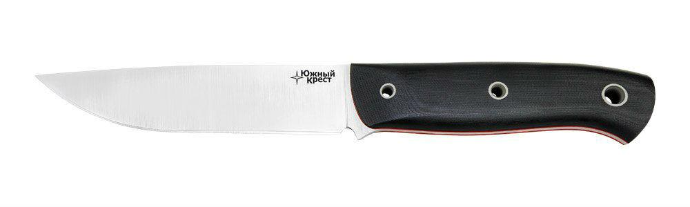Нож универсальный M2 из стали N690, G10