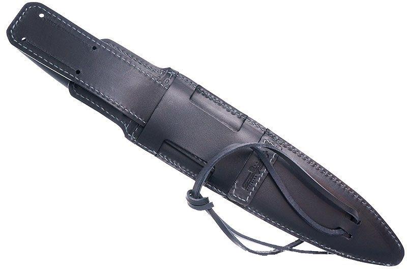 Фото 11 - Полевой поварской нож Extrema Ratio Psycho 24 Satin, сталь Bhler N690, рукоять Forprene®