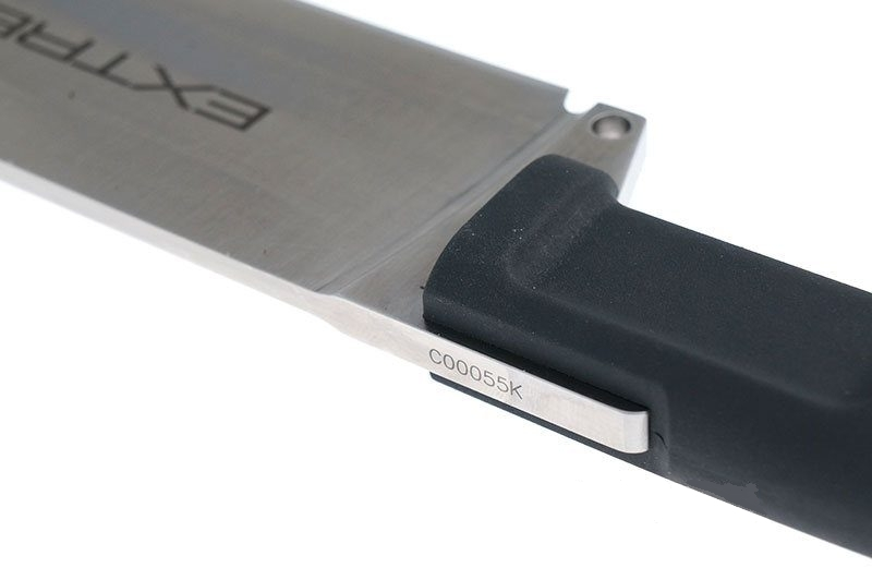 Фото 10 - Полевой поварской нож Extrema Ratio Psycho 24 Satin, сталь Bhler N690, рукоять Forprene®