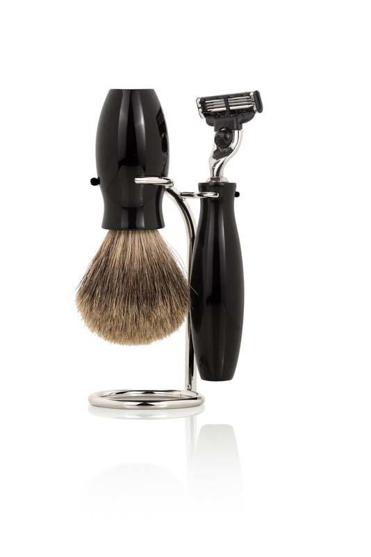 Набор бритвенный Mondial ST04MT-9, черный цена