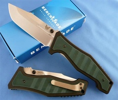 Нож складной Benchmade 757 Vicar, сталь CPM-S30V, рукоять G-10/титан, фото 10
