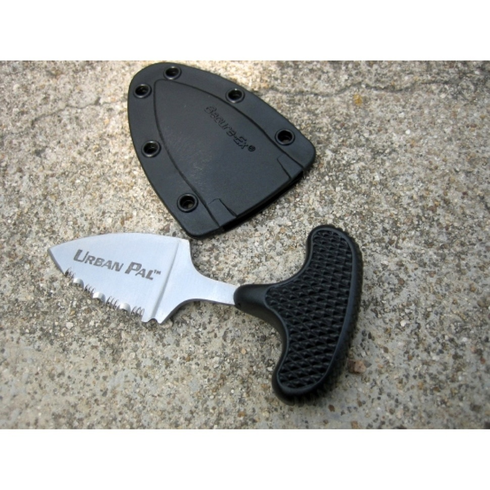 Фото 5 - Нож Cold Steel Urban Pal 43LS, сталь AUS-8A, рукоять резина