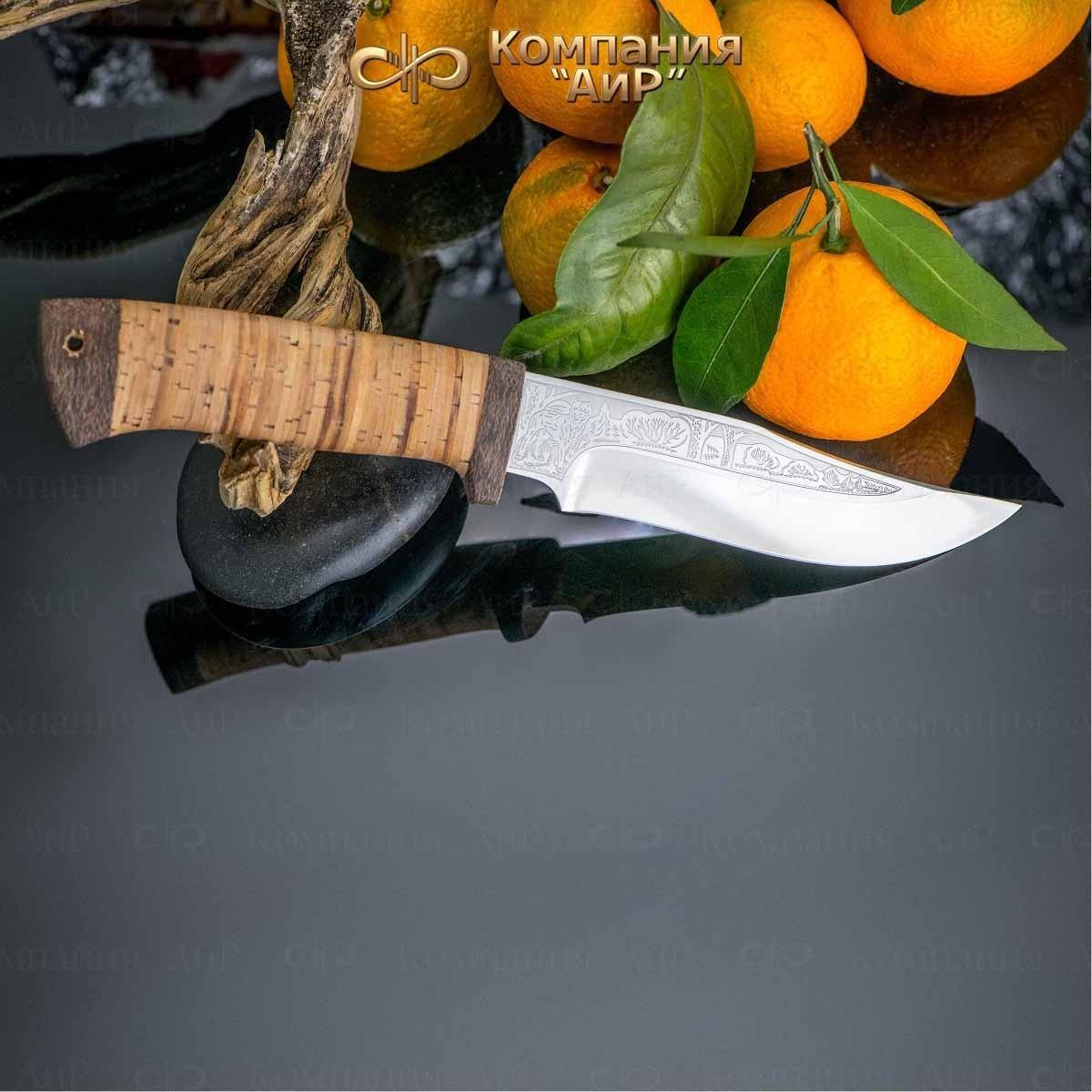 Нож Клычок-1, береста, сталь М390