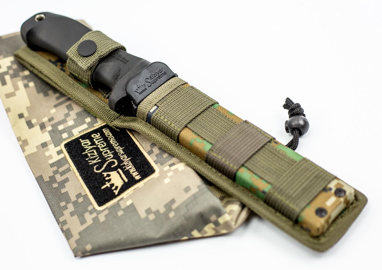Фото 11 - Тактический нож Centurion AUS-8, SW, Kizlyar Supreme