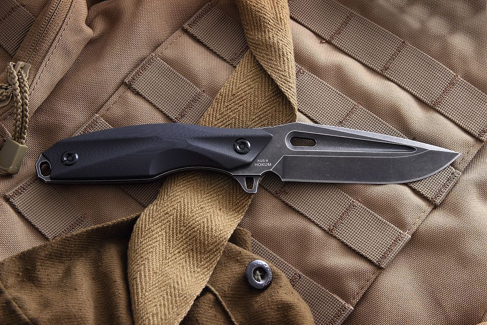Фото 12 - Нож Hocum, Mr.Blade