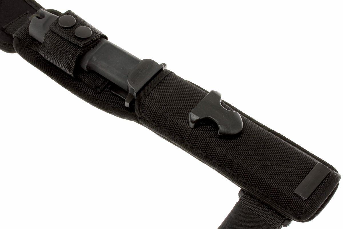 Фото 8 - Нож с фиксированным клинком Extrema Ratio Fulcrum Testudo, сталь Bhler N690, рукоять резина Forprene®