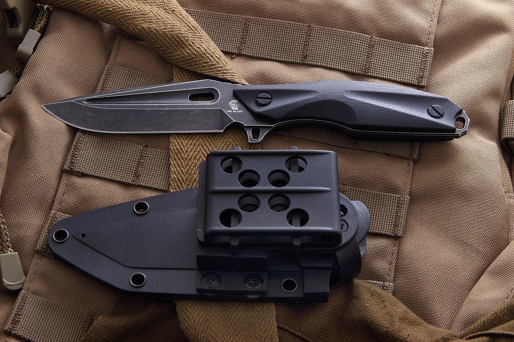 Фото 14 - Нож Hocum, Mr.Blade