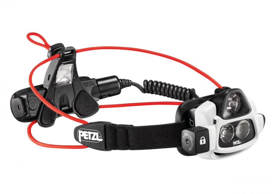 Фонарь светодиодный налобный Petzl NAO черный, 700 лм, аккумулятор petzl accu nao e36a10