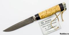 Нож Практичный №48 из Ламината, от Приказчикова