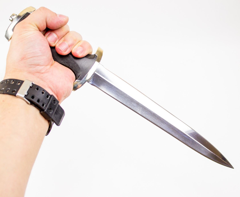 Фото 8 - Нож Кинжал-СС от Павловские ножи