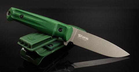 Тактический нож Sturm PGK DSW олива, Кизляр - Nozhikov.ru