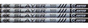 Трубка лучная карбоновая Centershot Slayer 350, шт