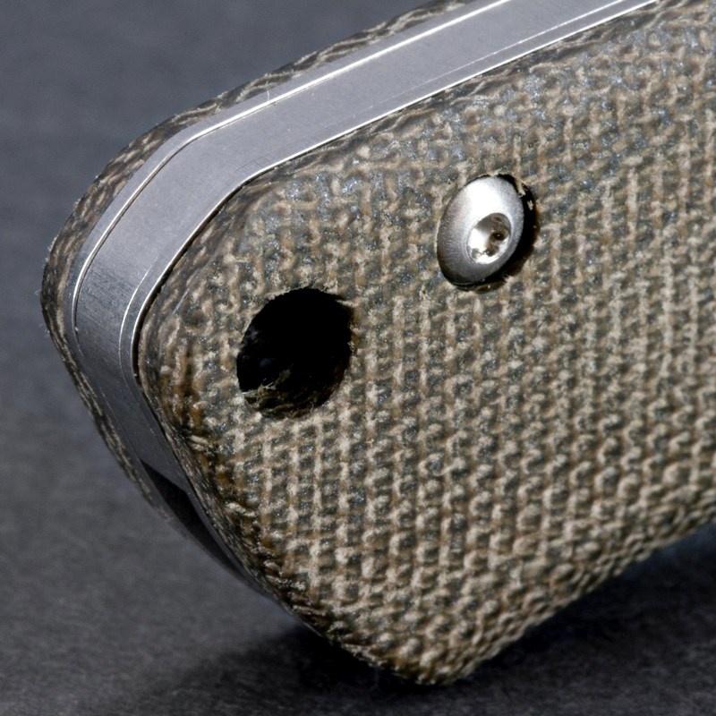 Фото 9 - Нож складной Benchmade 319 Proper, сталь CPM-S30V, рукоять микарта