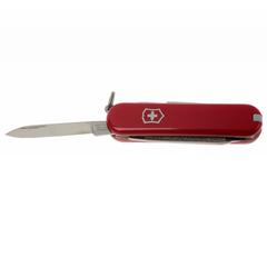 Нож перочинный Victorinox Signature, сталь X55CrMo14, рукоять Cellidor®, красный, фото 6
