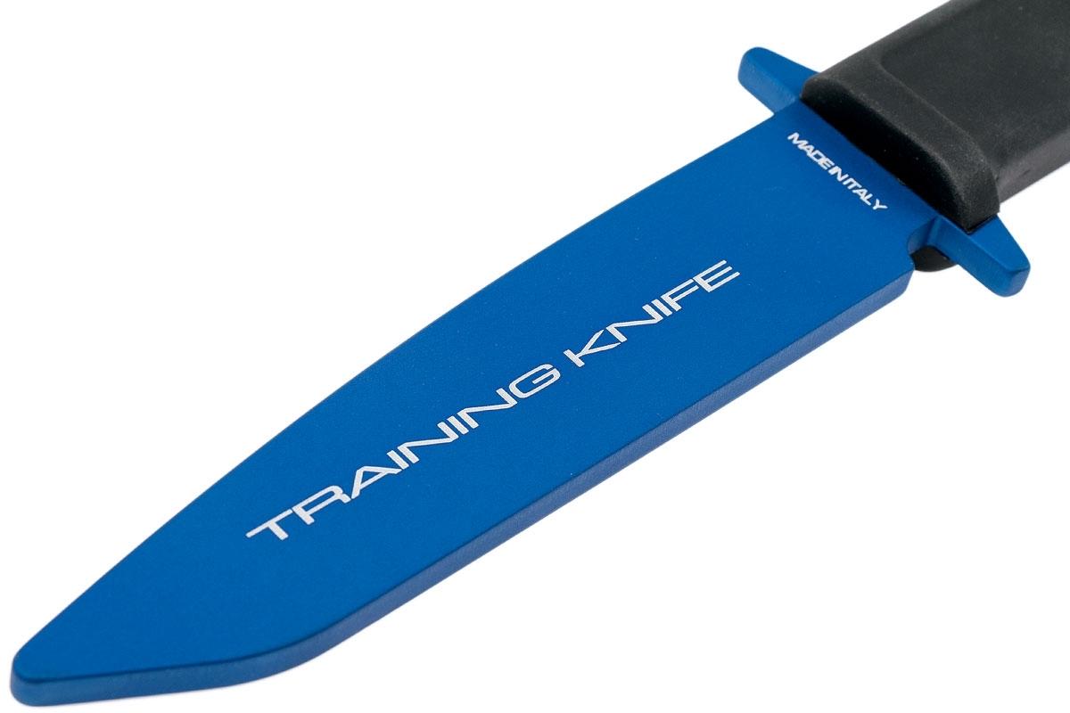 Фото 10 - Нож тренировочный Extrema Ratio Col Moschin, материал алюминий, рукоять прорезиненный форпрен