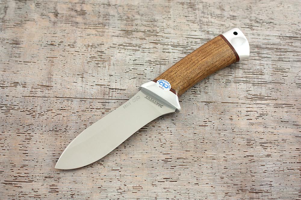 цена на Нож разделочный Скинер дерево, 95х18, АиР