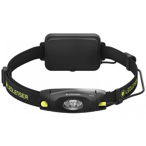 Фонарь светодиодный налобный LED Lenser NEO4, черный, 240 лм, 3-AAA. Вид 1