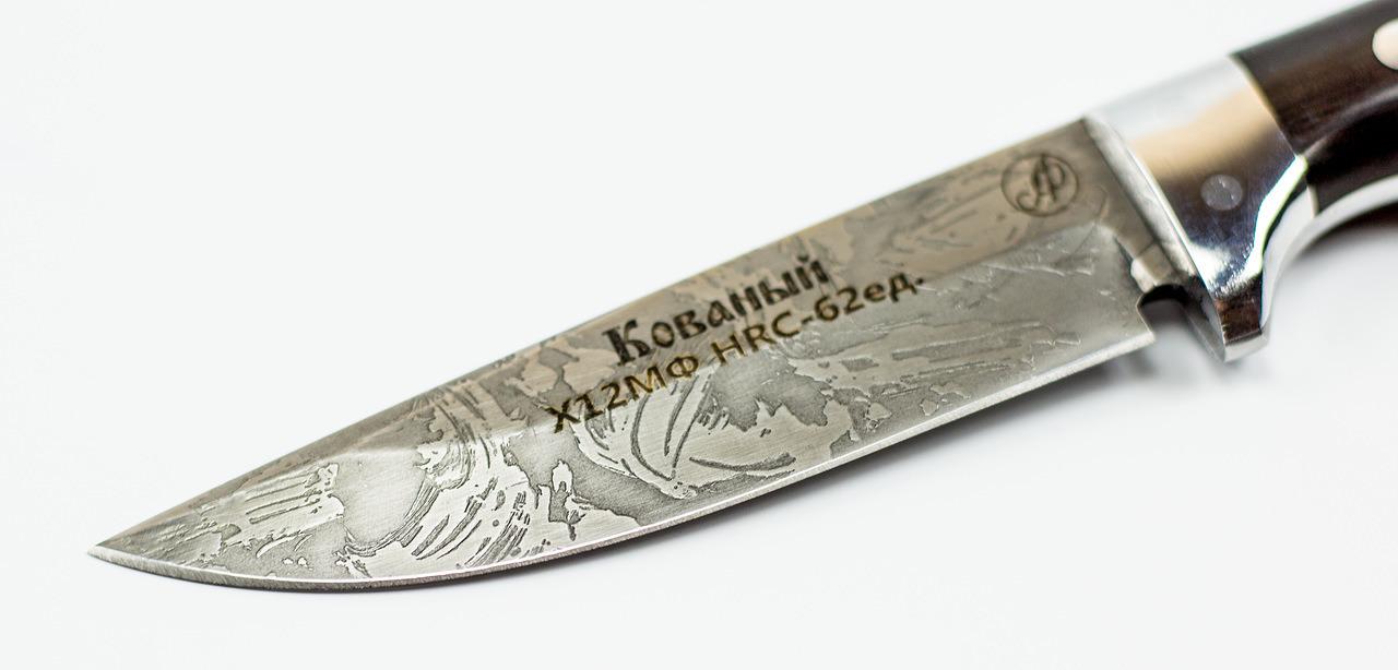Фото 13 - Нож Газель малютка цмт, сталь Х12МФ, граб от Ножи Фурсач