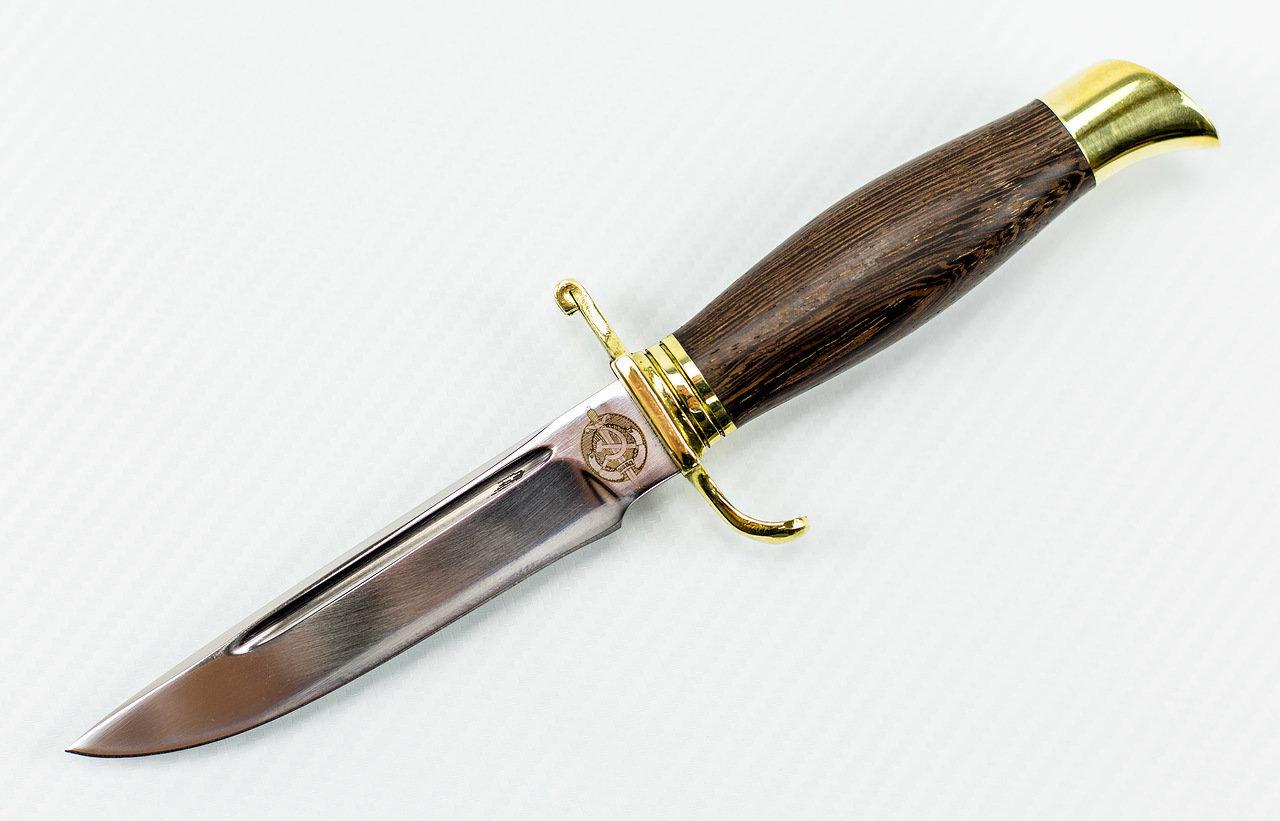 Фото 10 - Нож финка НКВД 95х18, Венге от Noname