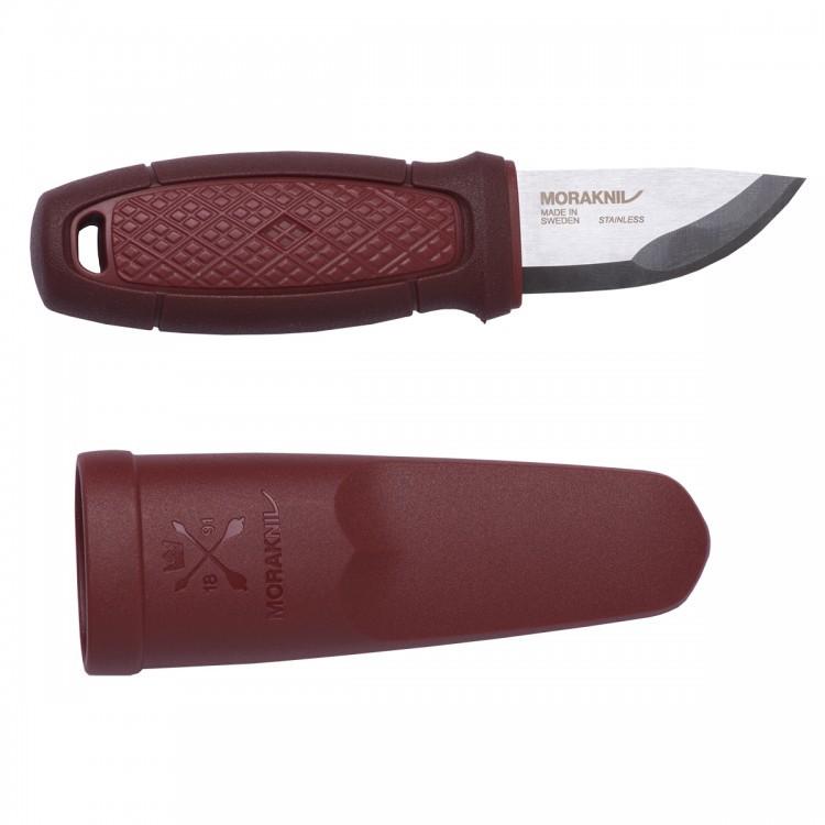 Нож Morakniv Eldris , цвет красный
