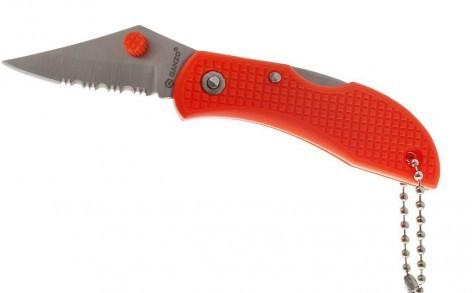 Нож Ganzo G623S-OR оранжевый нож ganzo g717 or