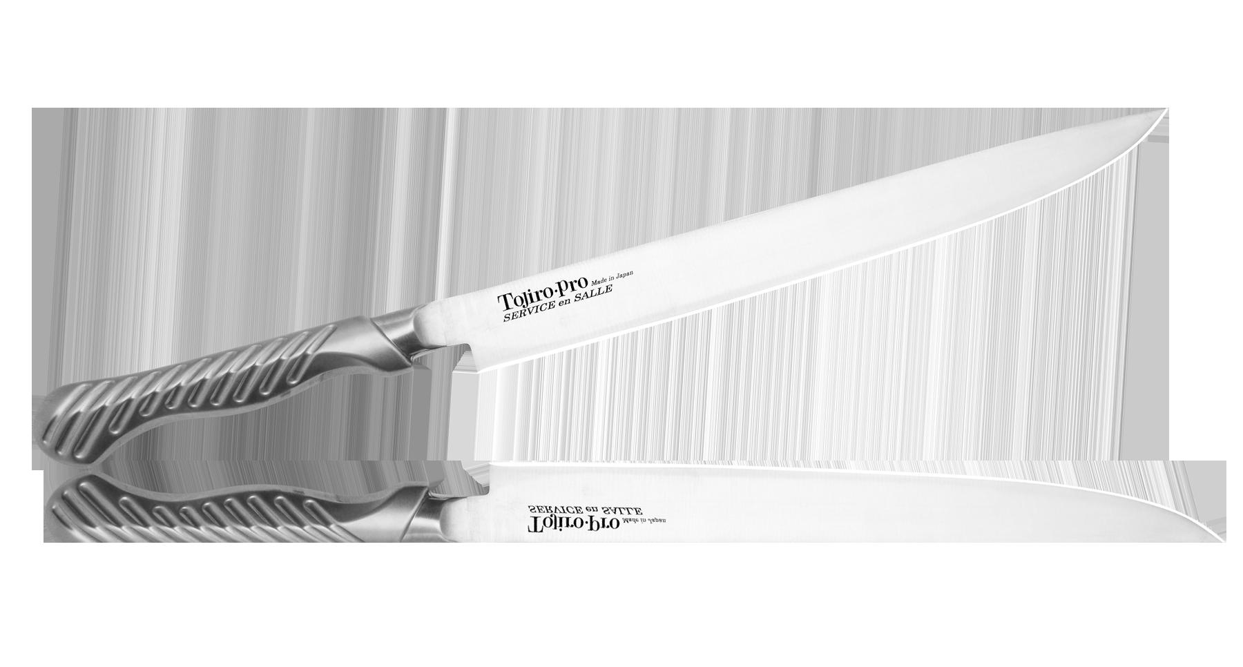 Фото 2 - Нож Универсальный сервисный Service Knife 190 мм, сталь AUS-8, Tojiro
