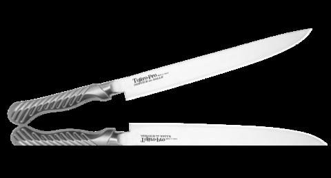 Нож Универсальный сервисный Service Knife 190 мм, сталь AUS-8, Tojiro - Nozhikov.ru