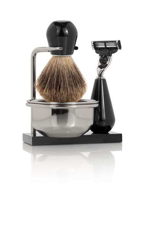 Набор бритвенный Mondial ST101-MT-9, черный цена