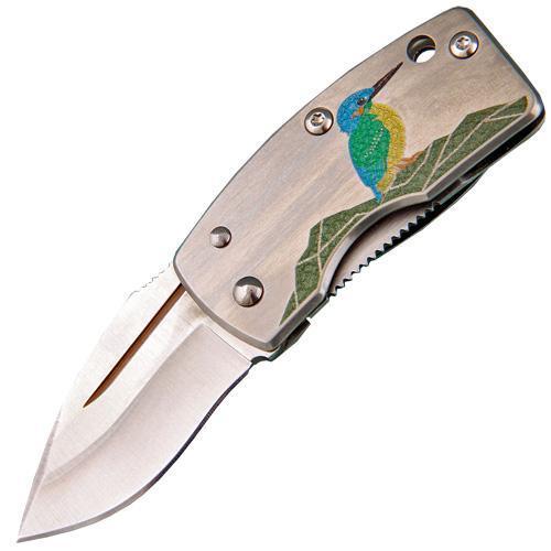 Складной нож-зажим для денег G.Sakai GS-11167, сталь VG-10