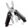 Мультитул Leatherman Squirt PS4 Black (SQUIRT PS4 BLACK) 9 функций - Nozhikov.ru