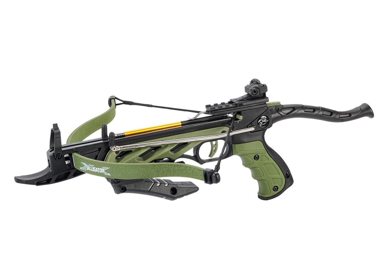 Арбалет-пистолет MK-TCS1 Alligator зеленый от Man Kung