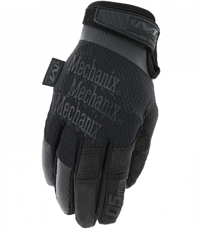 Перчатки MW Womens Specialty 0.5mm Covert, черные. L от Mechanix Wear