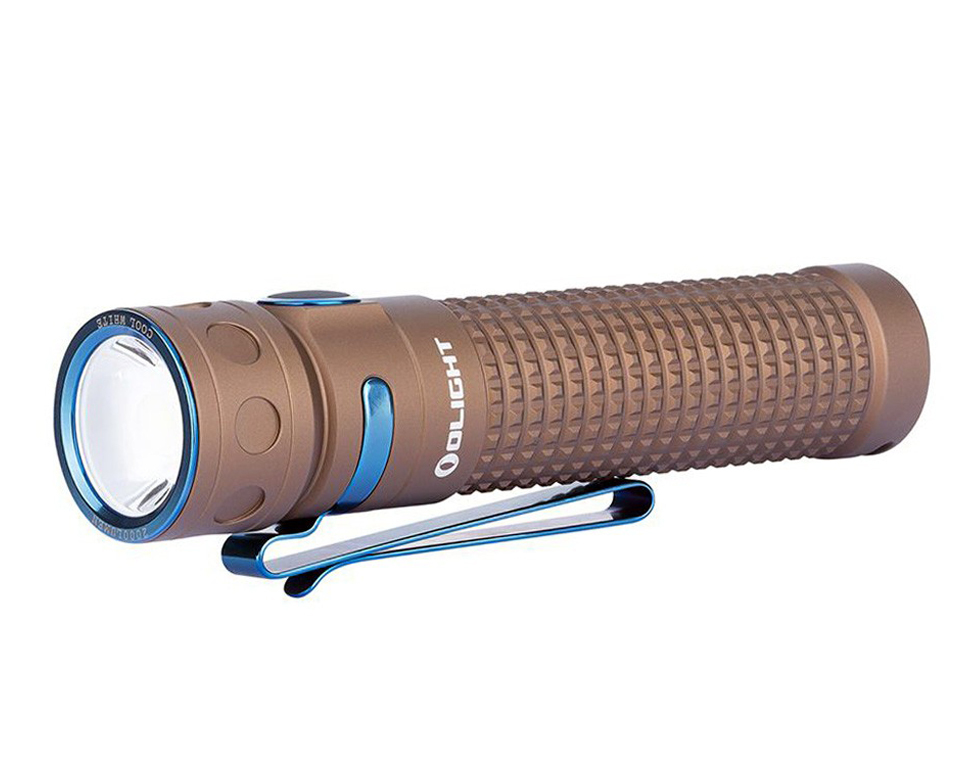 Фонарь Olight Baton Pro Desert Tan (Limited Edition)