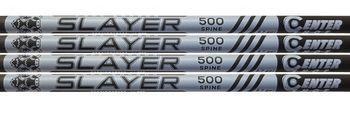 Трубка лучная карбоновая Centershot Slayer 400, шт