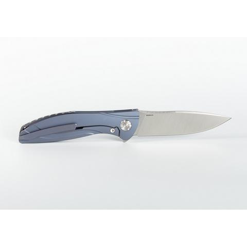Складной нож chiNeon, синий - Nozhikov.ru