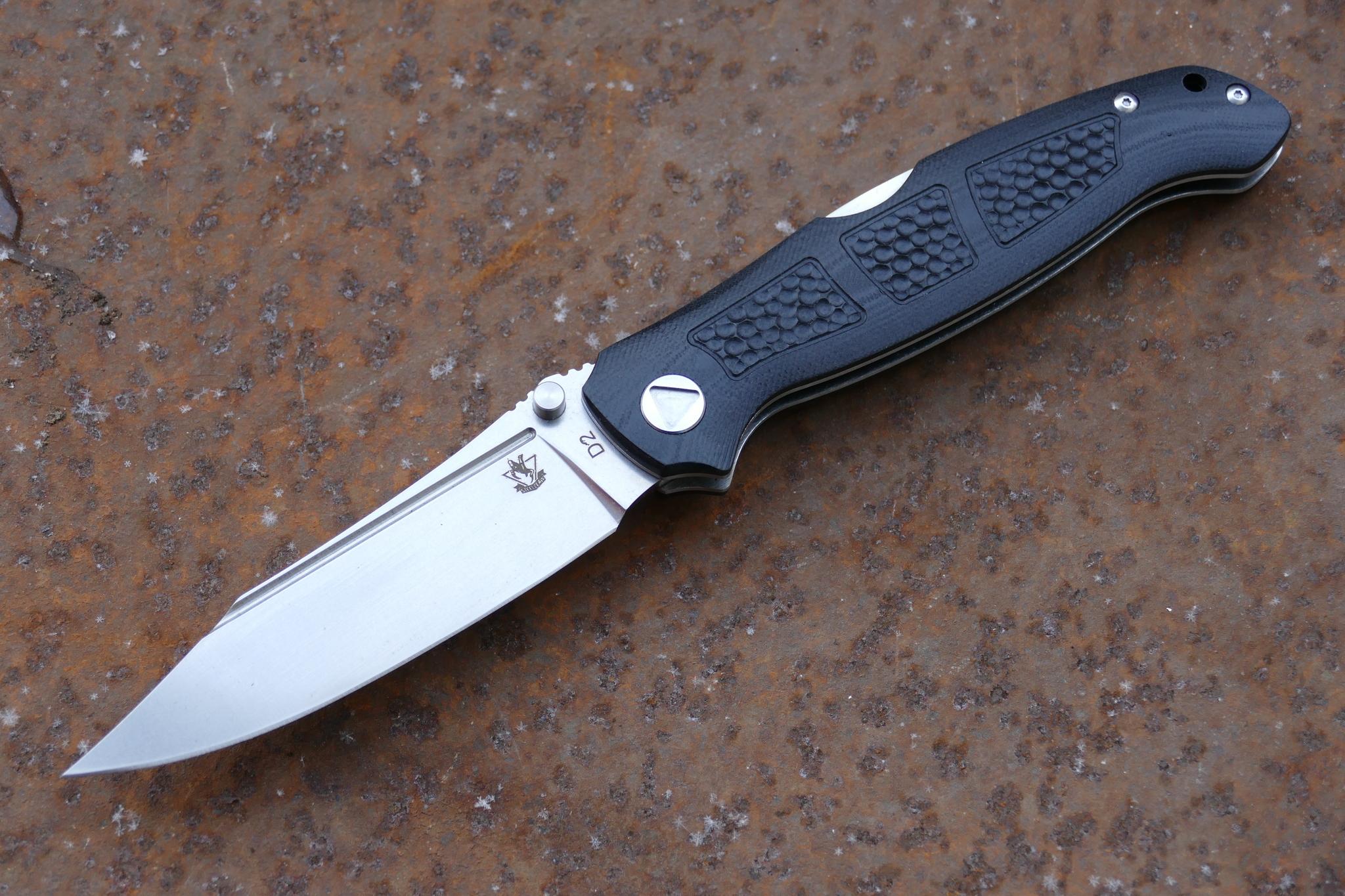 Фото 18 - Складной нож Брат 2, D2 от Steelclaw