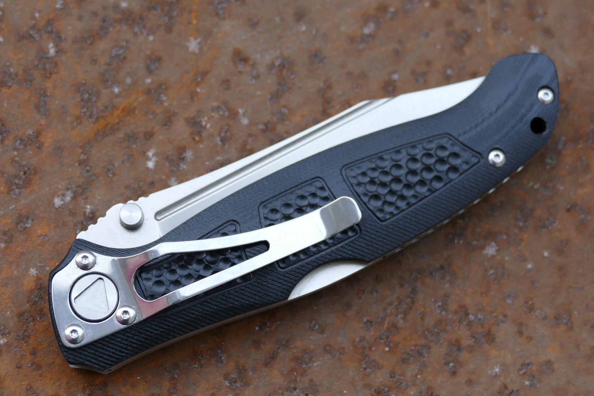Фото 19 - Складной нож Брат 2, D2 от Steelclaw