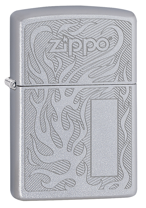 Зажигалка ZIPPO 29698 Satin Chrome диакнеаль авен цена