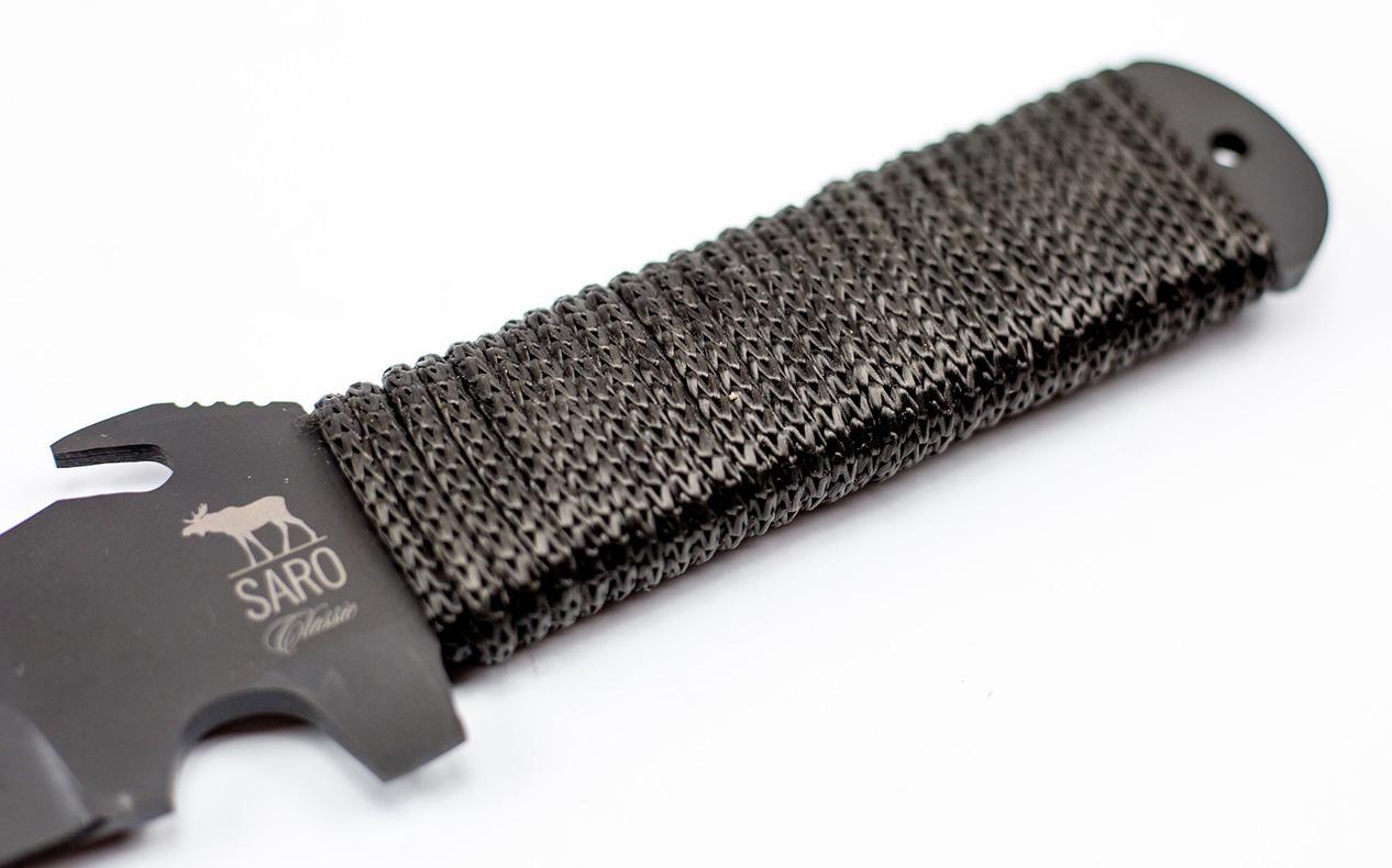 Фото 8 - Нож «Пластун», шнуровка от САРО