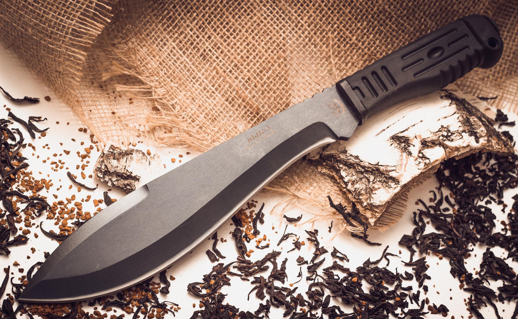 Нож мачете Бык-5у от НОКС