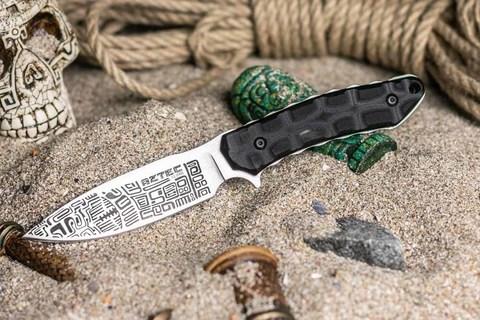 Тактический нож Aztec D2 SW, Kizlyar Supreme. Вид 6