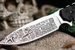 Тактический нож Aztec D2 SW, Kizlyar Supreme, фото 7