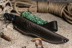 Тактический нож Aztec D2 SW, Kizlyar Supreme, фото 8