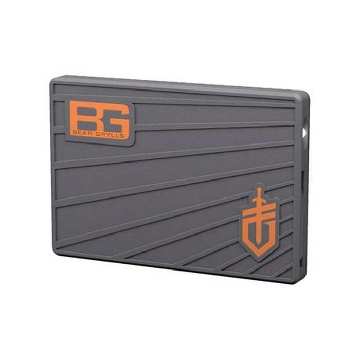 Фото 5 - Мультитул Gerber Bear Grylls Card Tool, нержавеющая сталь от BearGrylls