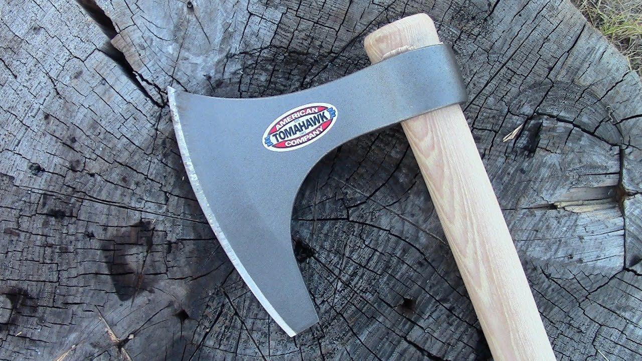 Фото 5 - Топор Viking Hand Axe от Cold Steel